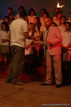 Acto de Colacion de la Promocion 2009 137