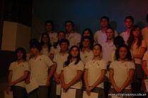 Acto de Colacion de la Promocion 2009 142