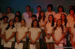 Acto de Colacion de la Promocion 2009 143