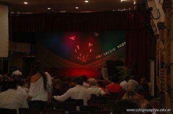 Acto de Colacion de la Promocion 2009 15
