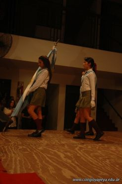 Acto de Colacion de la Promocion 2009 158