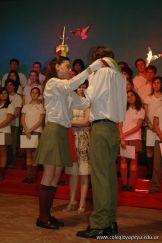 Acto de Colacion de la Promocion 2009 176