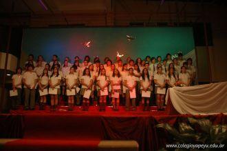 Acto de Colacion de la Promocion 2009 185