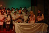 Acto de Colacion de la Promocion 2009 193