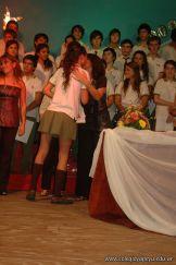 Acto de Colacion de la Promocion 2009 229