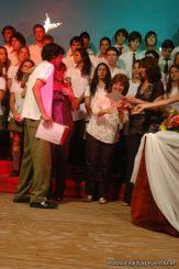 Acto de Colacion de la Promocion 2009 231