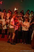 Acto de Colacion de la Promocion 2009 251