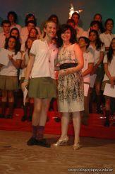 Acto de Colacion de la Promocion 2009 264