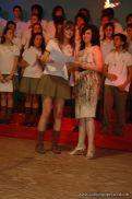 Acto de Colacion de la Promocion 2009 267
