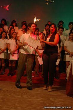 Acto de Colacion de la Promocion 2009 284