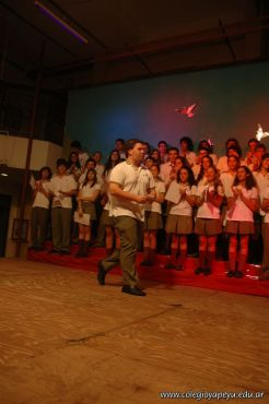 Acto de Colacion de la Promocion 2009 296