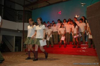 Acto de Colacion de la Promocion 2009 310