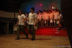 Acto de Colacion de la Promocion 2009 312