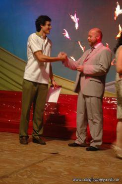 Acto de Colacion de la Promocion 2009 33