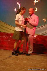 Acto de Colacion de la Promocion 2009 39