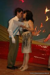 Acto de Colacion de la Promocion 2009 40