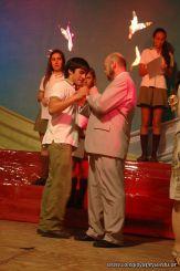 Acto de Colacion de la Promocion 2009 53