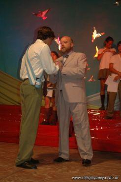 Acto de Colacion de la Promocion 2009 59