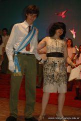 Acto de Colacion de la Promocion 2009 65