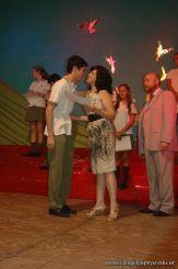 Acto de Colacion de la Promocion 2009 66