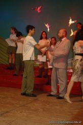 Acto de Colacion de la Promocion 2009 67