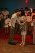 Acto de Colacion de la Promocion 2009 81