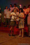 Acto de Colacion de la Promocion 2009 94