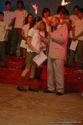 Acto de Colacion de la Promocion 2009 95