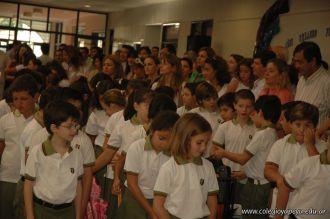 Bienvenida a alumnos nuevos de Primaria 12