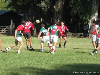 Amistoso de Futbol y Rugby 35