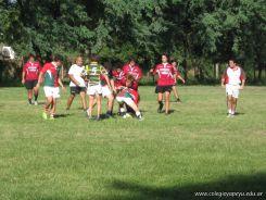 Amistoso de Futbol y Rugby 45