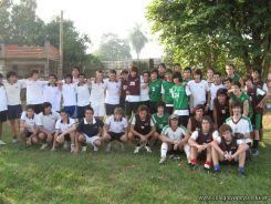 Amistoso de Futbol y Rugby 71