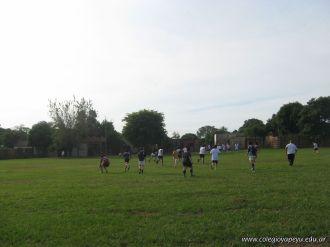 Amistoso de Rugby con Informatico 84