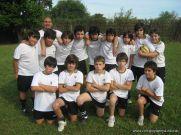 Amistoso de Rugby con Informatico 9