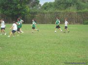 Amistoso de Futbol con el Mecenas 12