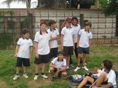 Amistoso de Futbol con el Mecenas 28