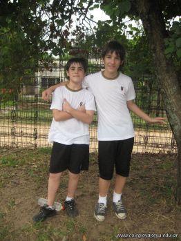 Amistoso de Futbol con el Mecenas 29
