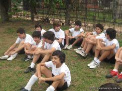 Amistoso de Futbol con el Mecenas 30