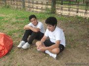 Amistoso de Futbol con el Mecenas 34