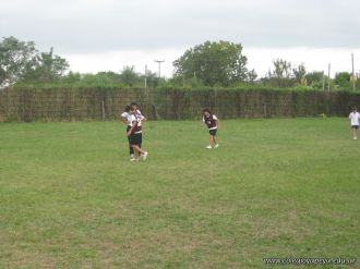 Amistoso de Futbol con el Mecenas 8