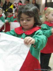 Acto de la Bandera del Jardin 2010 39