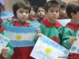 Acto de la Bandera del Jardin 2010 63