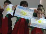 Acto de la Bandera del Jardin 2010 68