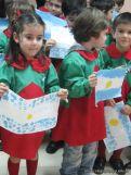 Acto de la Bandera del Jardin 2010 77