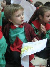 Acto de la Bandera del Jardin 2010 81