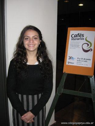 Cafe Literario 110610 10
