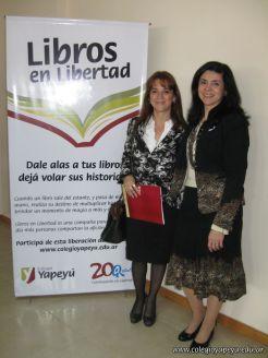 Conferencia de Prensa de Libros en Libertad 10