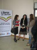 Conferencia de Prensa de Libros en Libertad 16