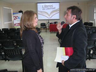 Conferencia de Prensa de Libros en Libertad 17