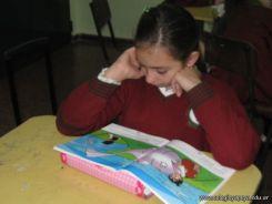 Primaria leyendo en Ingles 15